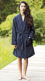 Cocoon Microfaser Terry Bathrobe - TravelSafe.at - 2