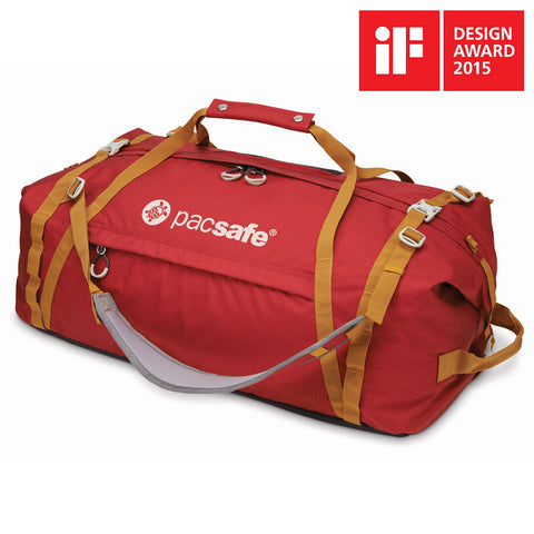 PacSafe DuffelSafe AT80 Anti Diebstahl Duffelbag - TravelSafe.at - 1