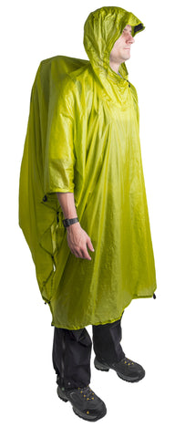 SeaToSummit UltraSil Nano Tarp Poncho - TravelSafe.at - 1