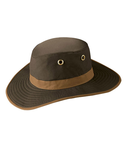 Tilley TWC6  Waxed Coton Broad Brim - TravelSafe.at - 2