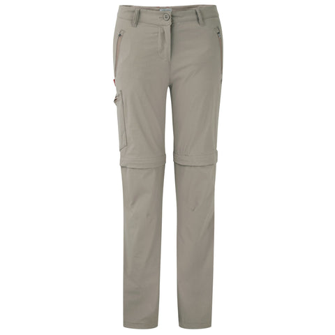 Nosilife Pro Zip-Off Damenhose - TravelSafe.at - 2