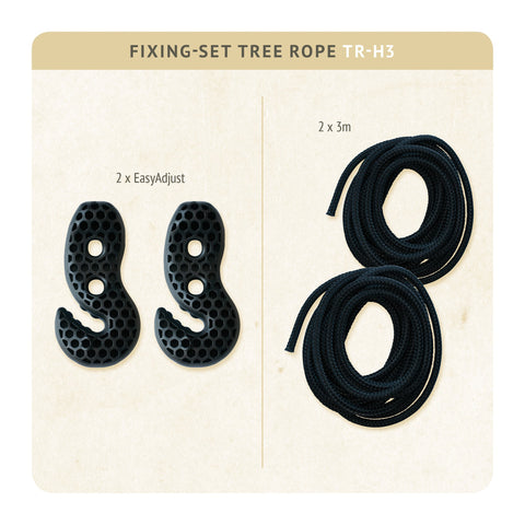 La Siesta Tree Rope - TravelSafe.at - 1