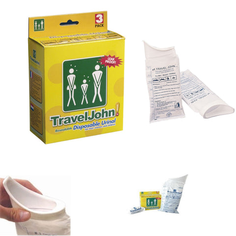 TravelJohn - TravelSafe.at