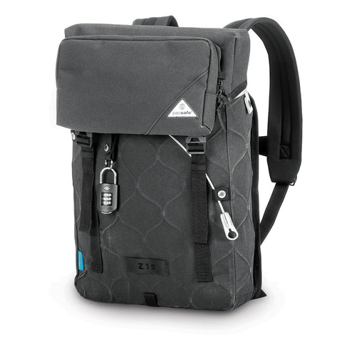 PacSafe Ultimasafe Z15 Anti-Diebstahl Rucksack - TravelSafe.at - 1