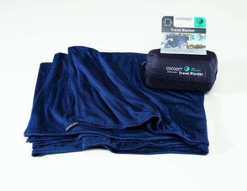 Cocoon Coolmax Travel Blanket - TravelSafe.at - 1