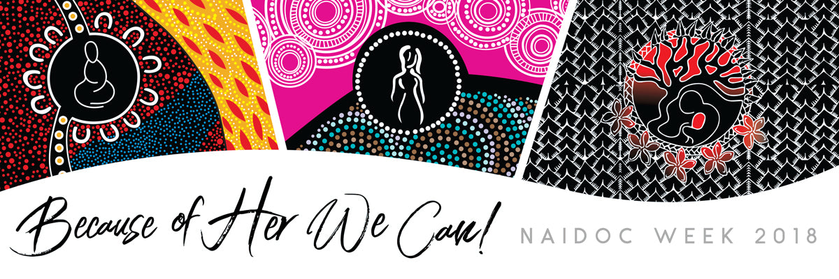 BW Tribal NAIDOC Week 2018 Artwork Range