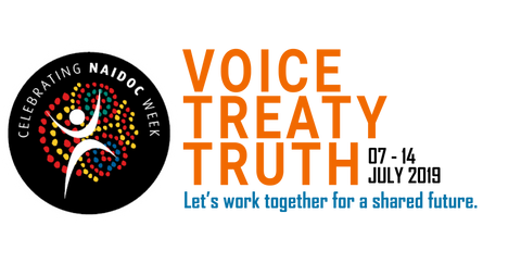 NAIDOC Week 2019 Theme by The National NAIDOC Committee