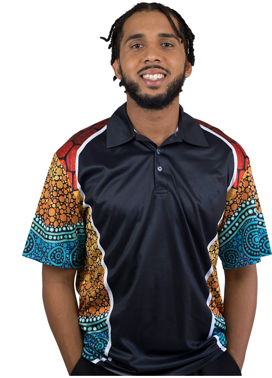 Mens Corporate Polo 21 - BW Tribal