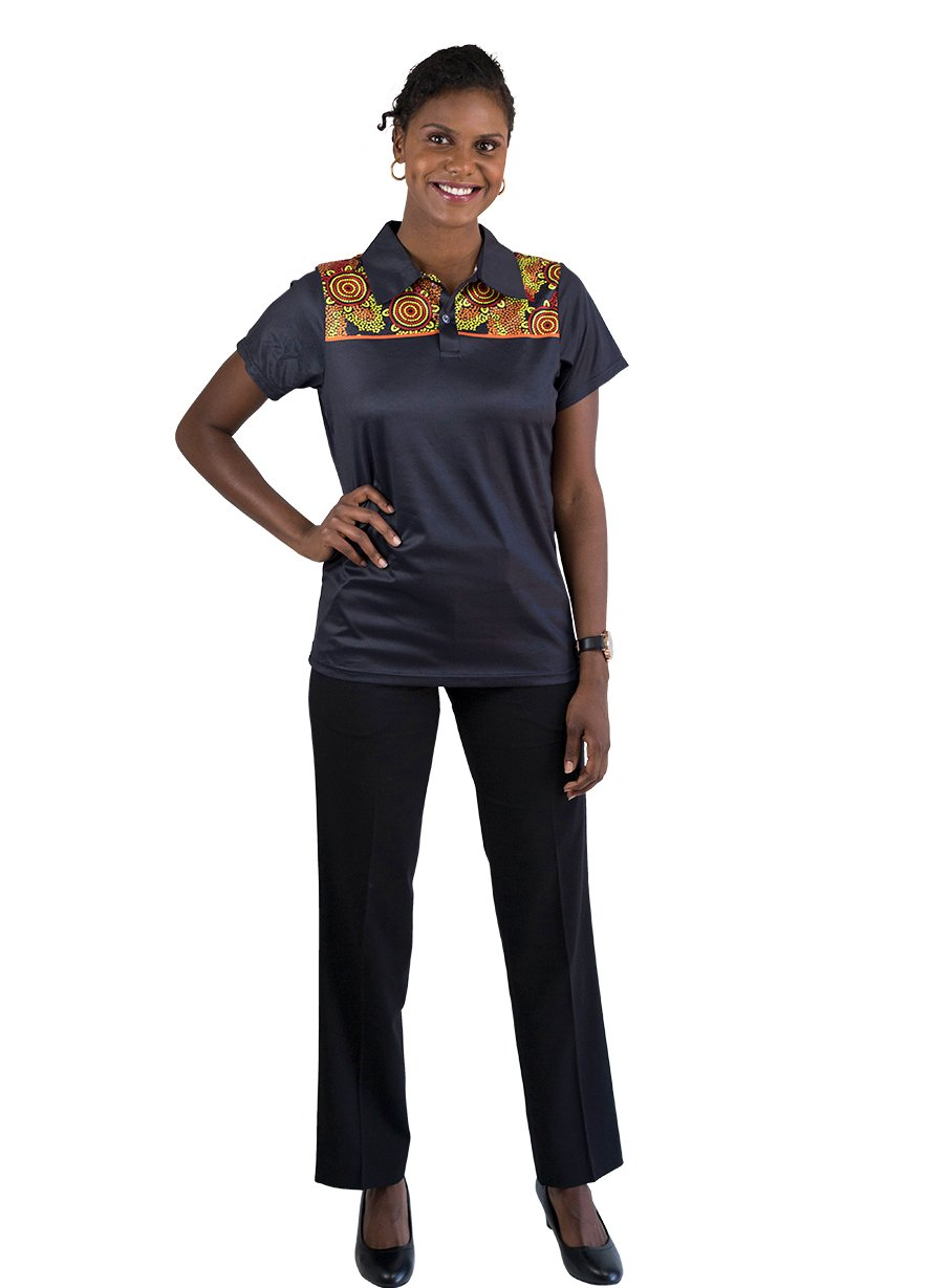 Womens Corporate Polo 19