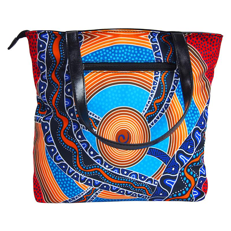 Cyclone Handbag - BW Tribal