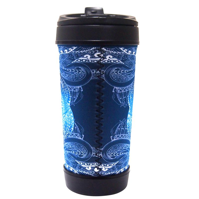Always Was, Always Will Be Travel Mug - BW Tribal