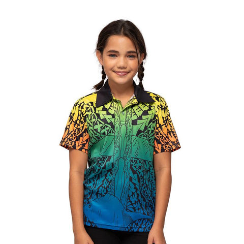 Voice Truth & Treaty Kids Polo
