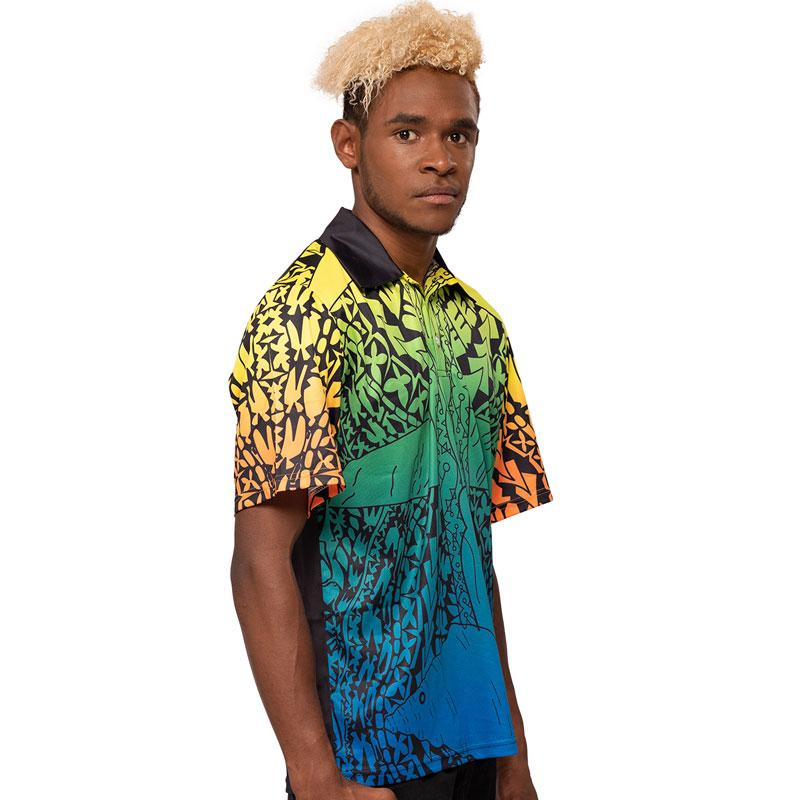 Voice Truth & Treaty Mens Polo