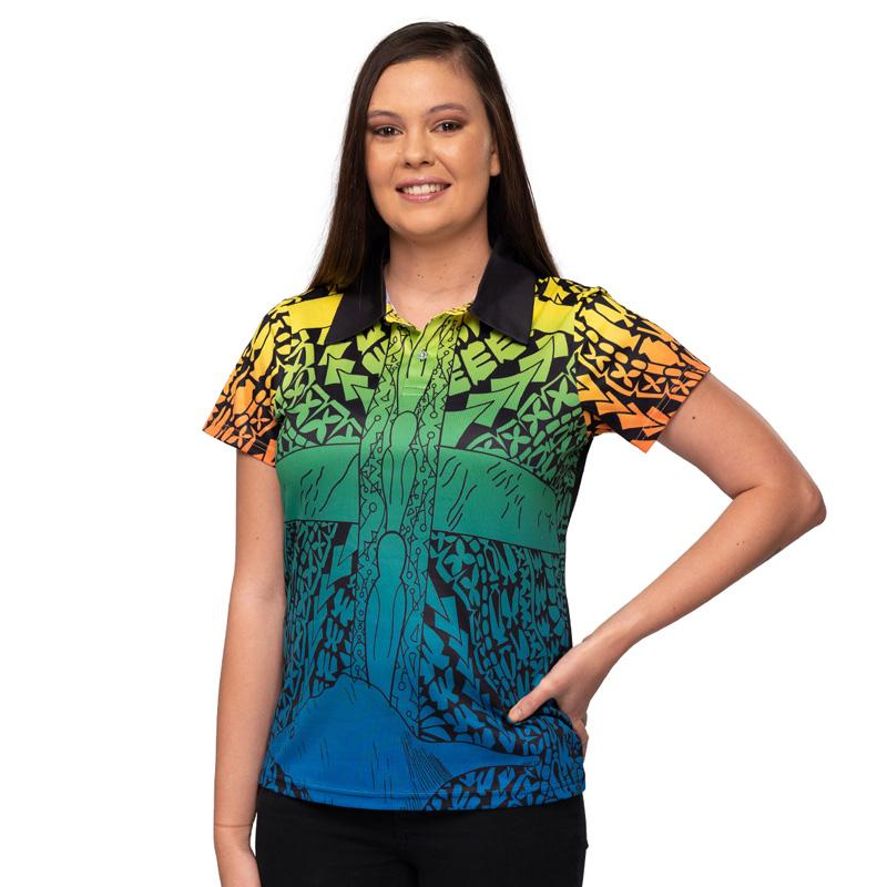Voice Truth & Treaty Womens Polo