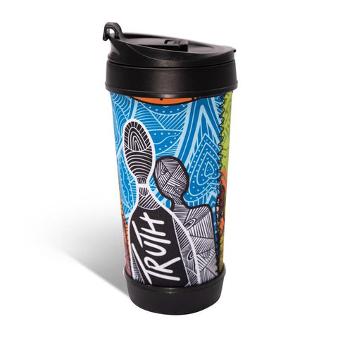 Makarrata's Journey Travel Mug
