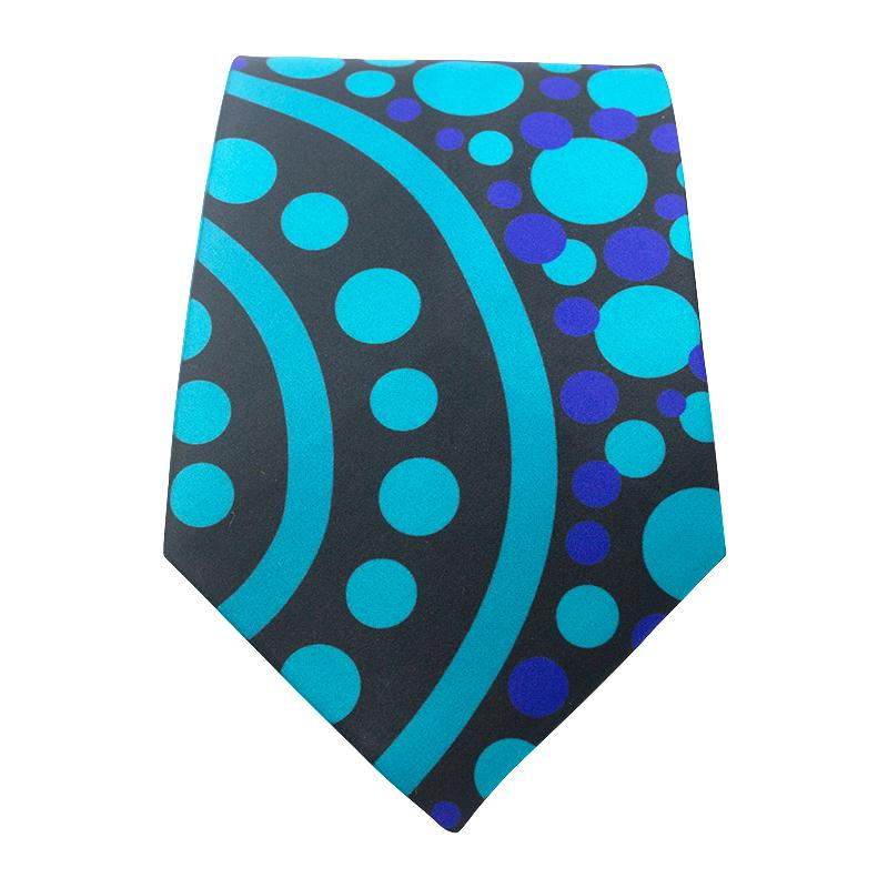 Oceans Edge Tie - BW Tribal