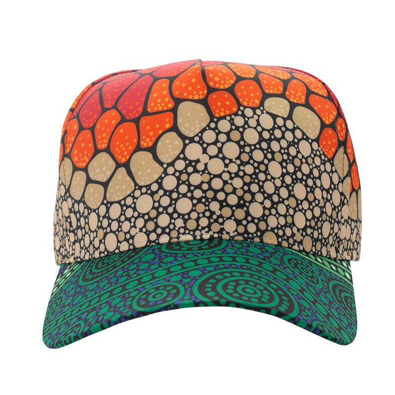 Oceans Edge Cap - BW Tribal