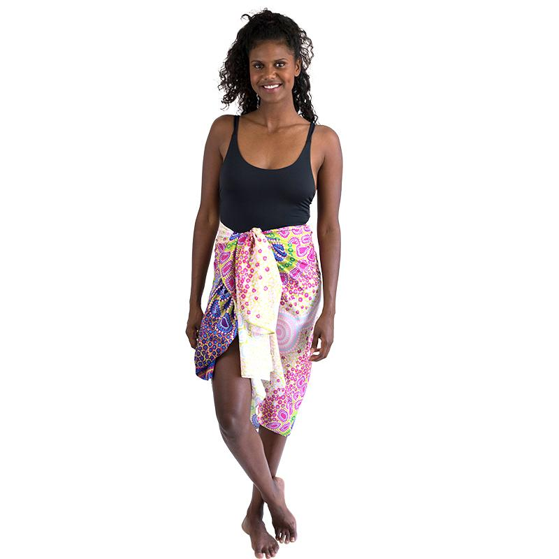 Water Illuminated Sarongs - BW Tribal