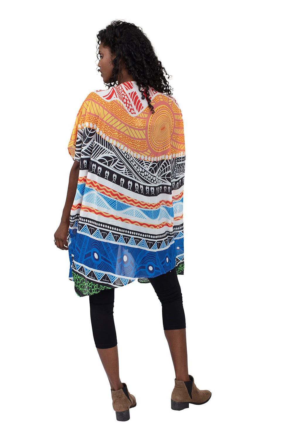 Spiritual Country Kaftans - BW Tribal