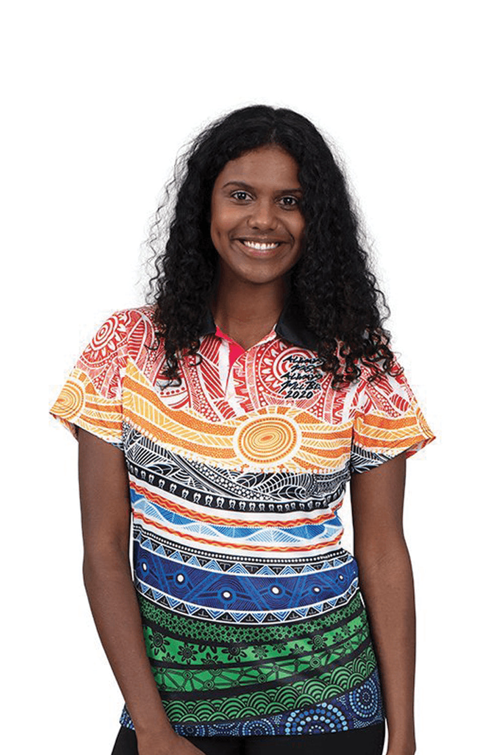 Spiritual Country Women's Polo