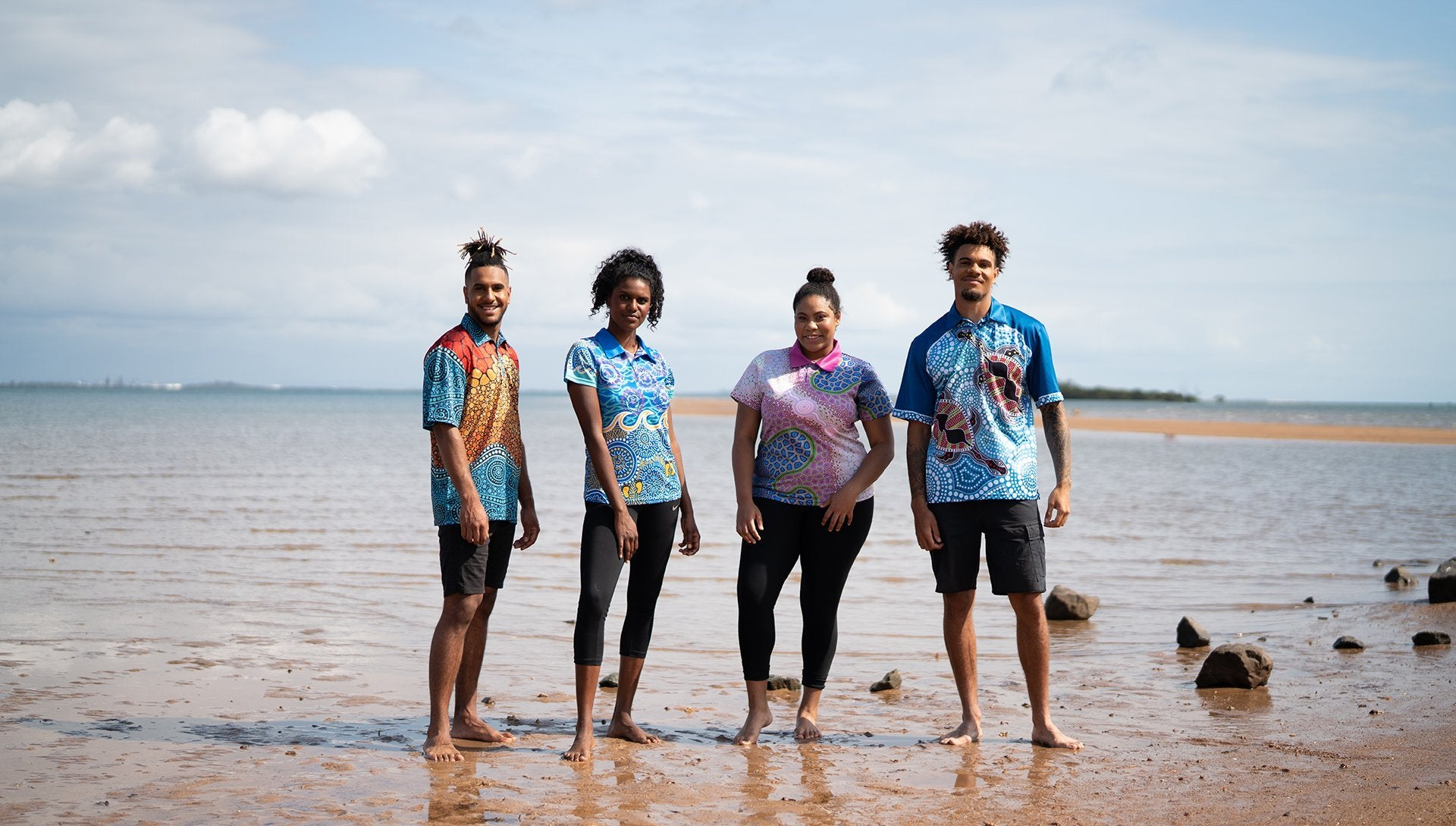 Indigenous NAIDOC Week 2019 Polos by BW Tribal Aboriginal and Torres Strait Islander