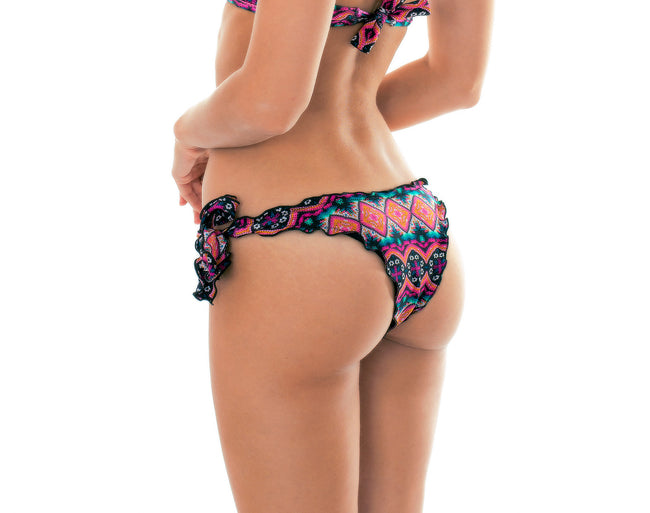 Calcinha New Ethnic Push Up
