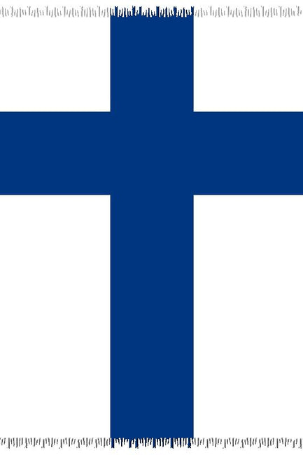 National Flag Finland
