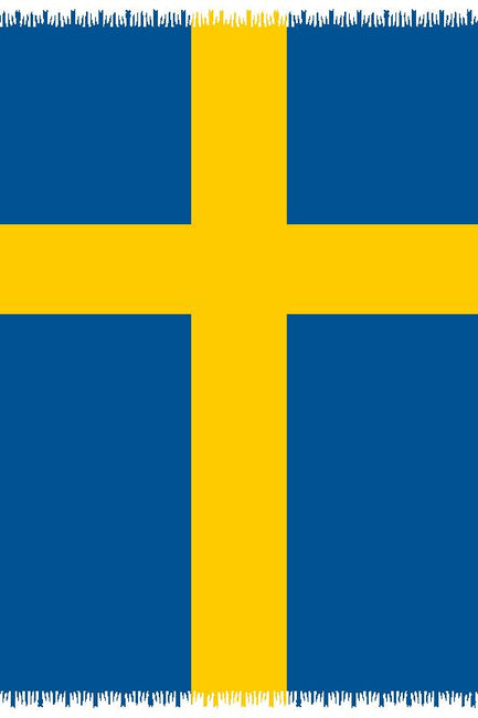 National Flag Sweden