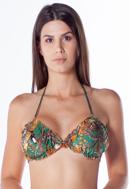 Top Ripple Dupla Face Tropicaliente