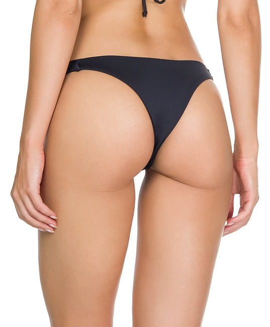 Bottom Frufru Simples Preto