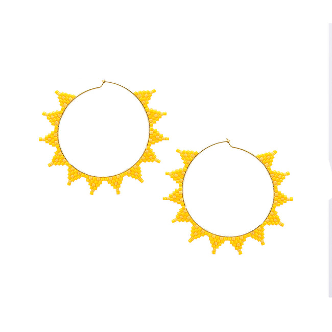 Shooting Star Earring GP M 7635