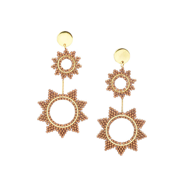 Super Nova Earring GP L 7729