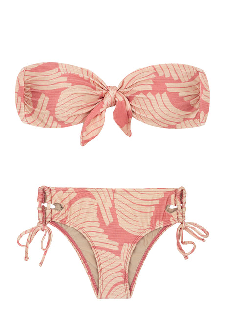 Banana Rose Bandeau