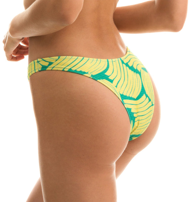 Bottom Banana Yellow Bandeau