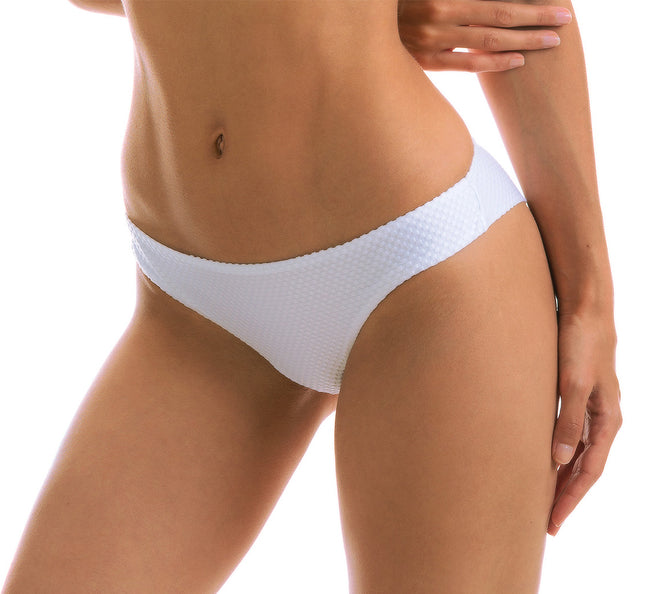 Bottom Cloque Branco Bandeau