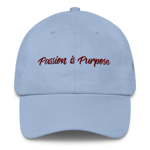 Passion is Purpose Cap