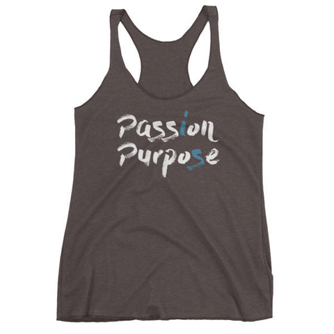 Passion is Purpose Women's Tank