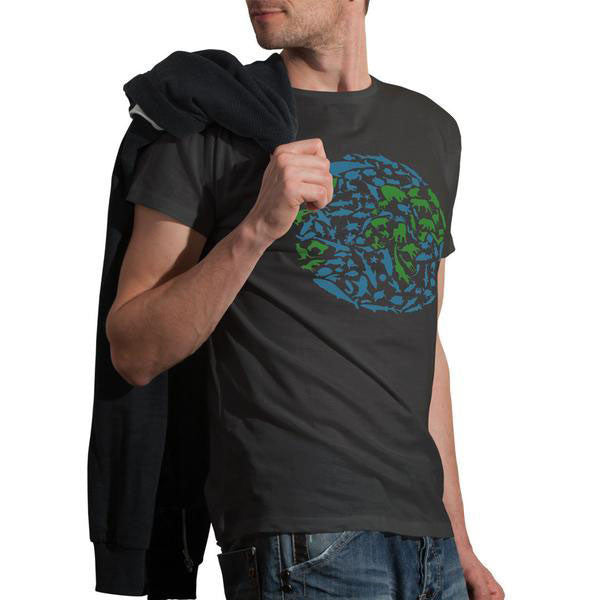 Mens One Planet Tee