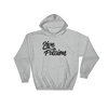 Sport Grey / S Live with Passion Hooded Sweatshirt