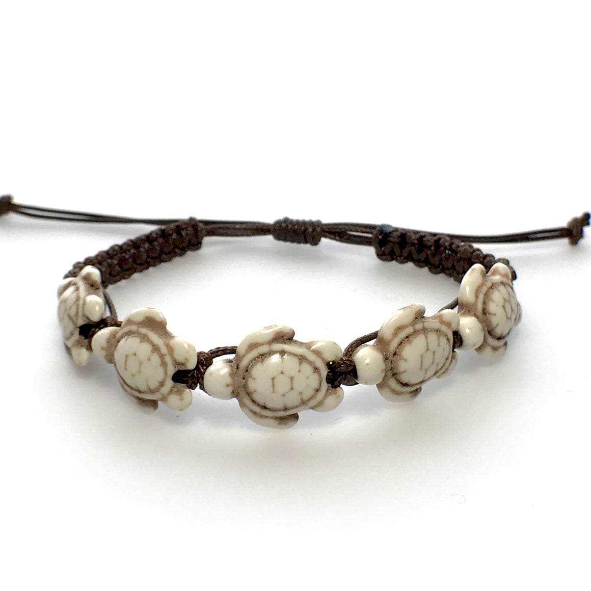 White and Brown Sea Turtle Shamballas
