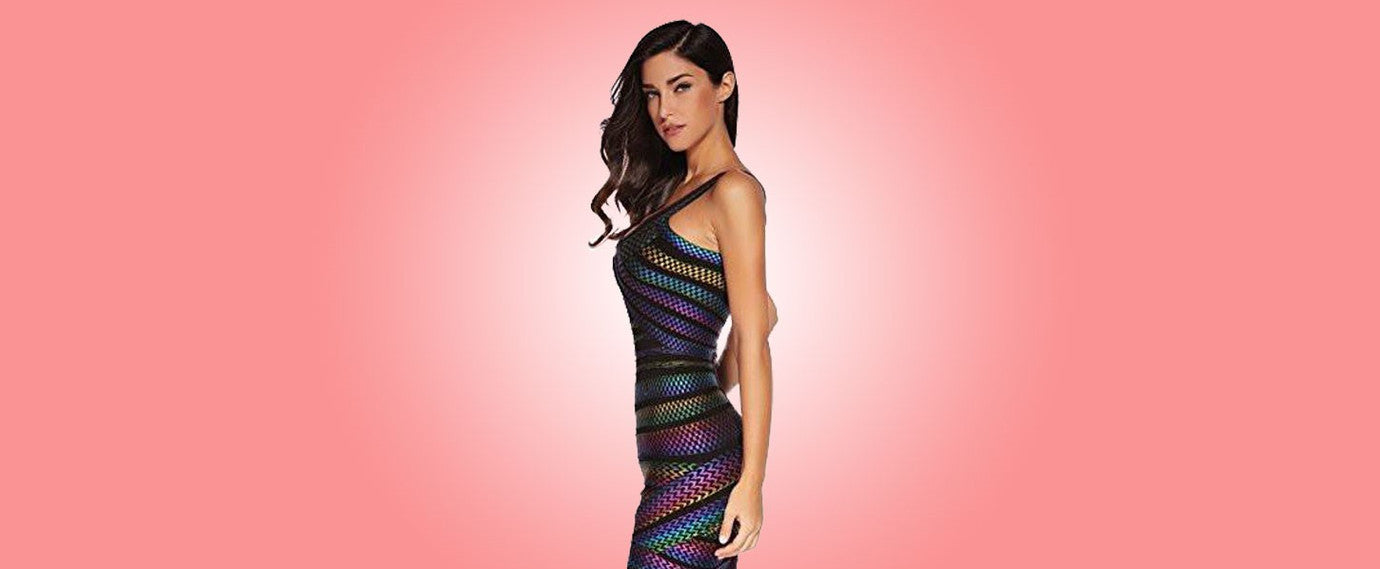 Get ready for Pride with our rainbow dresses!