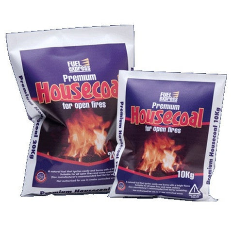 Fuel Express House Coal 10kg (Multi Buy Offer 3 for £12)