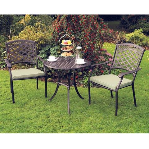 Supremo Pescara 70cm Bistro Set