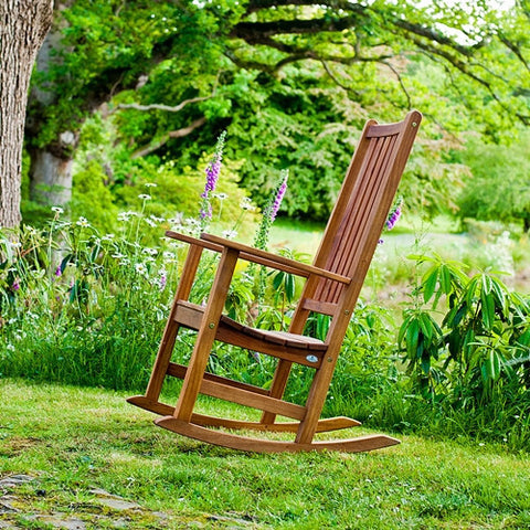 Alexander Rose Cornis Rocking Chair 339B