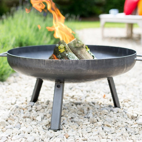 La Hacienda Pittsburgh Industrial Style Firepit Small