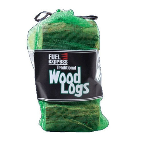 Fuel Express Traditional Wood Logs (Multi Buy Offer 3 for £12)
