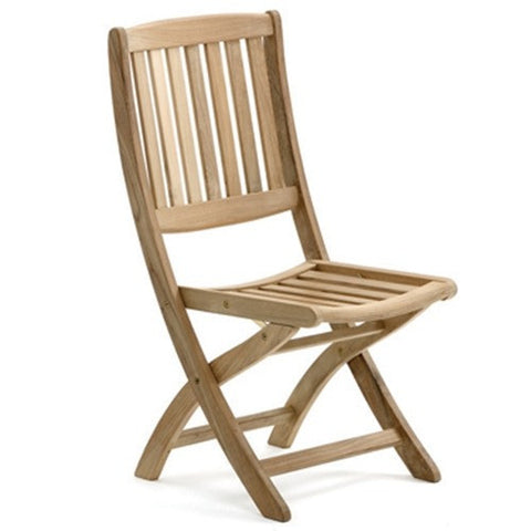 Bramblecrest Teak Beaufort Side Chair
