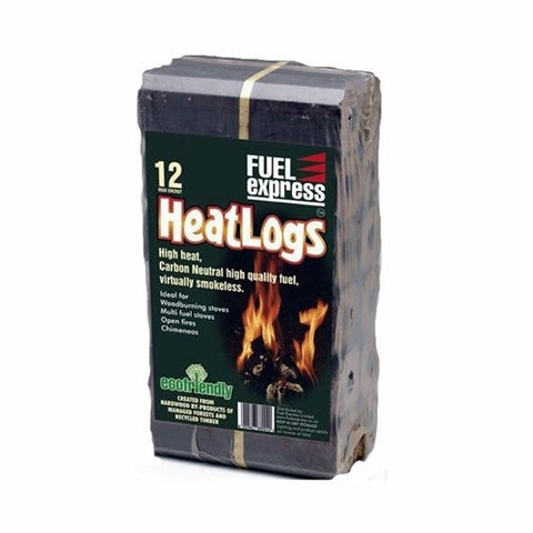 Fuel Express Heatlogs 10kg