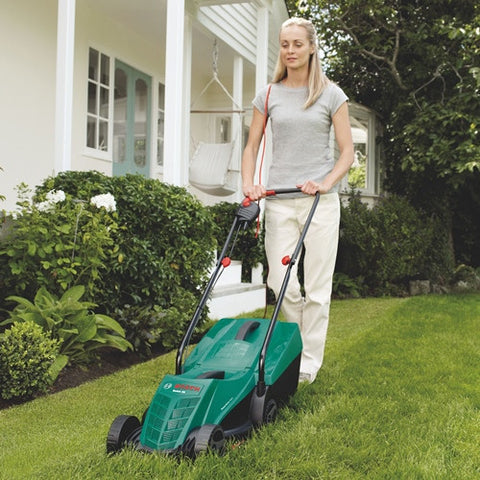 Bosch Rotak 34R Electric Lawnmower
