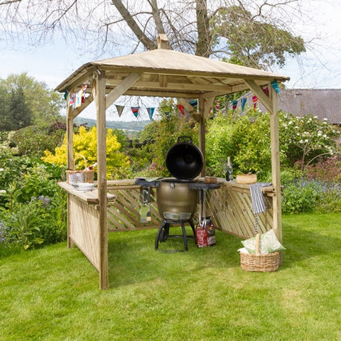 Zest the Broxton Gazebo - LOCAL DELIVERY ONLY
